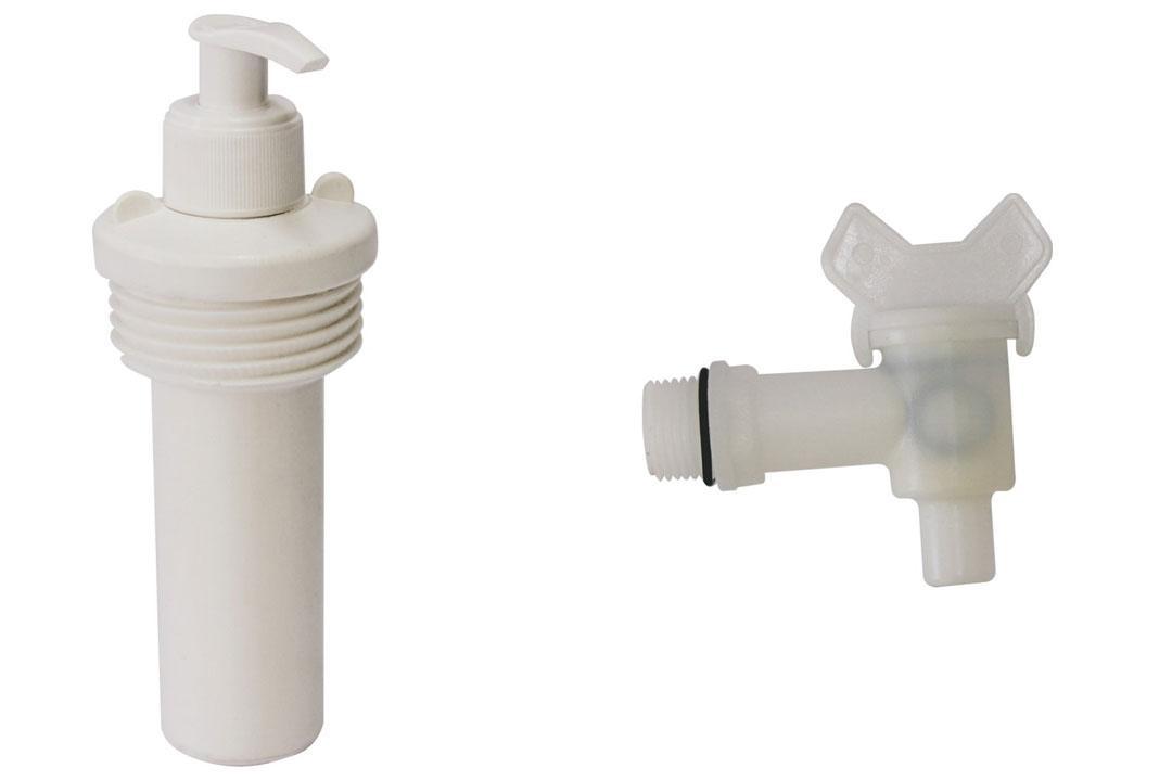 Dorse Su Tankı Muslukları1
