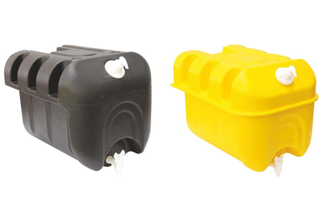 Plastik Dorse Su Tankları1